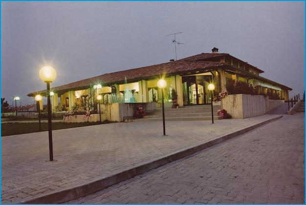 Pizzeria Ristorante Itaca Calderara Bologna inaugurazione 1990